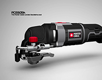 Porter Cable 3.0 Amp Oscillating tool