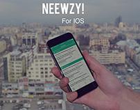 NEEWZY! for IOS