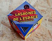 Lunchbox Lasagnes de l'Espace