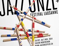 JAZZ ONZE+ Festival Lausanne