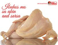 Mang Tomas Advertisements