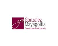 Identidad Corporativa para González Mayagoitia.