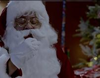 Christmas Card 2014 Featuring Normand Brathwaite