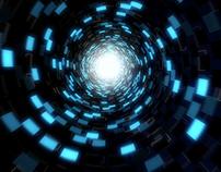 Futuristic Particle Accelerator - 3 Styles
