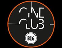 Magnet Flyer Ciné-Club ESA Liège
