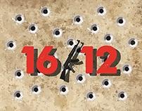 16/12 Peshawar School Attack -A Poster Series