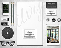 Ogilvy Warehouse - Identité / Branding
