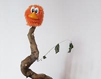 duck-faced bonsai