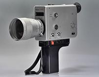 Fotografia y video de producto - Nizo S 800 super 8
