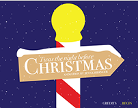 Twas the Night Before Christmas Interactive Narrative