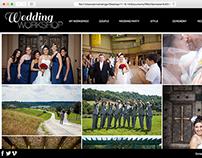 Wedding Workshop Website