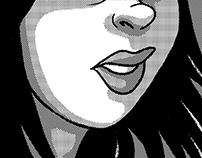 'Paper or Hair' Comics