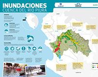 Serie de infografías ONG Soluciones Prácticas