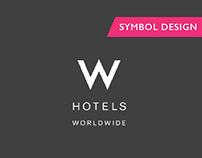 W Hotel Symbol Design