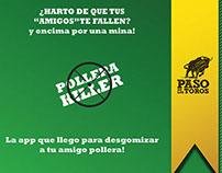 Pollera Killer - Paso de los Toros App