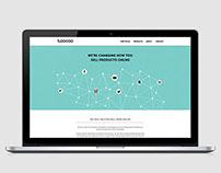 Toocoo Website Design