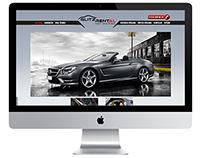 Glitz Rental Araba Kiralama Web Site Yazılımı