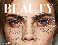 Beauty is in the Eye of the Editor