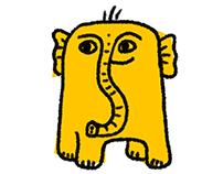 Little Yellow Elephant