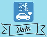 Car One Date - aplicación móvil