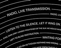"""Joy Division """"Transmission"""" Poster"""