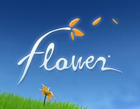Flower - PS Vita UI Elements