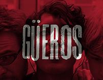 GÜEROS FILM POSTER