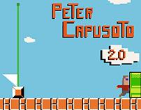 "Diseño Editorial ""Peter Capusotto 2.0"""