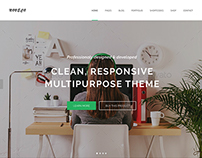 Noveco Multipurpose Wordpress Premium Theme [Style 3]