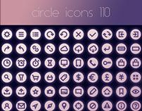 Circle Icons 110
