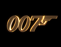 007 Logo Reveal - Fan Art