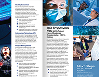 BCI Identity Booklet