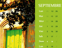 Calendario Vivian Saad