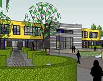 Renovation & Expansion of a primary school in Oss