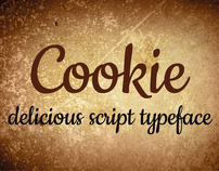 Cookie / typeface