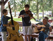 Augusta Heritage Center 2014 // Augusta Festival