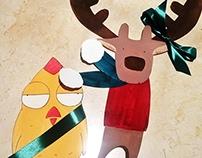 Merry Christmas for 2014 --Ji & Lu