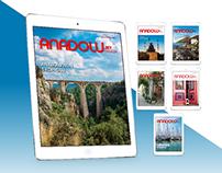 AnadoluJet iPad Magazine
