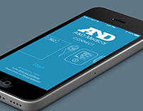 A&D Medical Connect App