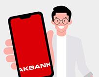 Akbank - El Değmeden Bankacılık Çözümleri