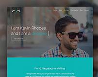 iamKevinRhodes.com Personal Portfolio Site