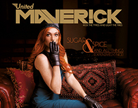 United Charter Services | Maverick Magazine 2014