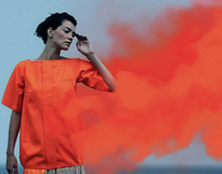 Fashion in orange smoke, TFW 2011 broadcast clips