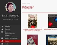 Engin Özendes - Fotoğraf Tarihçisi, Küratör