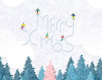 【MERRY XMAS】-MIX CODE Short Film