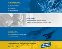Industrial Doors - Web Design