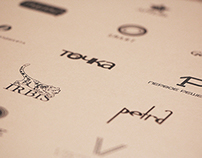 20 Monochrome Logos