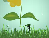 Ant In The Rain