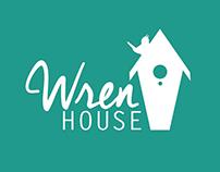 Wren House: Branding