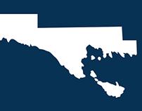 Mackinac Economic Alliance Logo Development